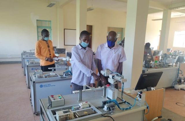 Mumias West VTC: A TVET institute born out of war between two clans