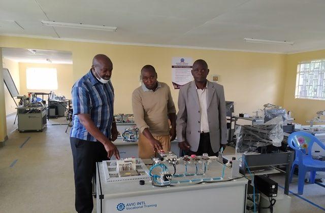 Musakasa TTI: We plan to transform the society through technical training